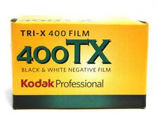 5 PACK - Kodak 400 TX Tri-X B&W Film - 24 Exp