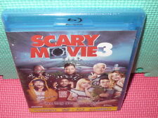 SCARY MOVIE 3 - BLU-RAY + DVD -  NUEVO