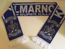 KILMARNOCK Football Scarves New from Soft Luxury Acrylic Yarns