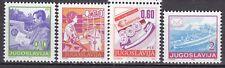 YUGOSLAVIA 1990 **MNH  SC# 2004, 2005, 2009, 2014 - Postal Service