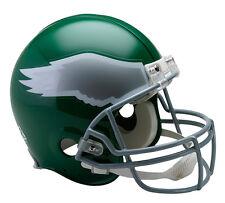 PHILADELPHIA EAGLES (1974-95 Throwback) Riddell Full-Size VSR4 Authentic Helmet