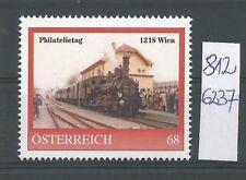 Österreich PM personalisierte Marke Philatelietag 1218 WIEN 8126237 **
