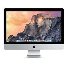 Apple Imac 68.6cm i5 Quad Core 3.2GHz Ram 16GB HD 1TB Calidad a (2012) 12M Warrt
