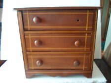 miniature, toy, or doll dresser three drawer !!!!  Great  Jewelry box!!!!
