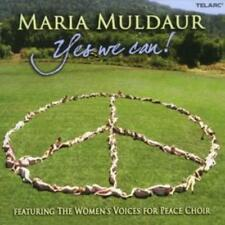 Maria Muldaur : Yes We Can! CD (2008) ***NEW***