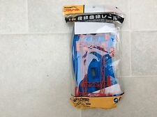 Tomy Thomas Tomica Plarail R05 Curved Twin Track Rail 4 pieces New Sealed Pack