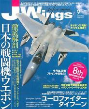 J WINGS No.97 USS KITTY HAWK_ENOLA GAY_EUROFIGHTER_F-107_MIRAGE III_WW2 IJN REX