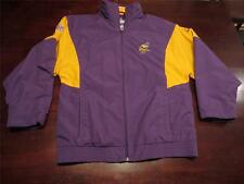 Zipper Sticks Reebok Minnesota Vikings NFL Jacket Youth Large (14-16) Boys Girls