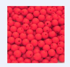 300 Acrilico circa spacer perle palline realizzerà 8mm