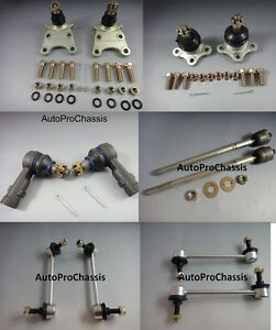 SUSPENSION AND STEERING KITS FOR ISUZU D-MAX 02-10 4WD RODEO 03-10 4WD