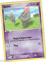 Pokemon  n° 76/107 - SPOINK - 50PV