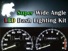 Toyota Corolla AE82 AE86 AE92 LED Dash Kit White