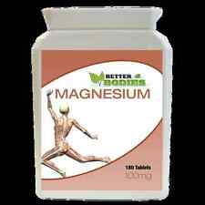 Magnesium Oxide 180 Tablets Bottle