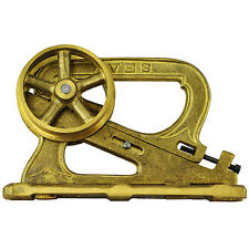 Victorian Pocket Door Top Rollers Wheels Antique Recreated Brass Ives ZLW-500A