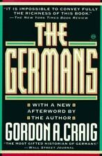 THE GERMANS - CRAIG, GORDON A. - NEW PAPERBACK BOOK