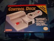 Nintendo NES Top Loader Model 101 Console System