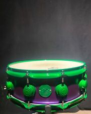dw collectors custom maple snare