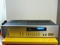 SINTONIZZATORE RADIO TUNER VINTAGE PIONEER SYNTHESIZED STEREO TUNER tx-710 DIGIT