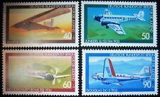 B0 173  BERLIN 1979 Michel 592 - 595 Jugend Luftfahrt postfrisch