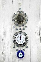 Islamic Religion Wall Clock Home Decor Allah C.C Muslim Bareket Prayer Muslim