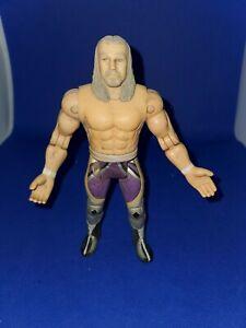 2000 ECW CHAMPION CLASHERS JERRY LYNN OSFTM Vintage FIGURE ROH TNA