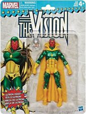 Marvel Legends Vintage (Retro) Series 2 Vision Action Figure [Classic Costume]