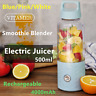 Portable VITAMER Smoothie Blender Rechargeable Electric Juicer for Home Travel