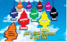 FREE U.S SHIPPING 6 Pack YOU CHOOSE ANY Little Trees Car Freshner Air Freshener
