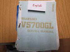 Reparaturanleitung VS 700 GL Suzuki Intruder