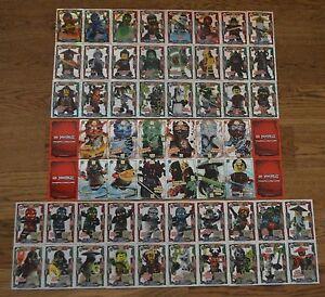 Lego® Ninjago™ Serie 2 Trading Card Game Spezial, Mega & Ultra Karten aussuchen