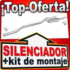 Silenciador Intermedio MERCEDES (W123, T123) 200 220 240 300 D 1976-1985 CDM
