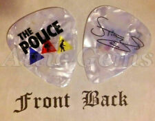 police - The Police band Sting signature logo guitar pick (W-M12)