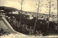 Alger Algier Algerien al-Dschazā'ir ~1910 Vue sur Mustapha Superieur du Chemin