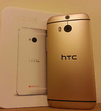 HTC One M8 (Latest Model) - 16 GB - Amber Gold (Unlocked) Smartphone