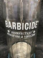 Bafbicide Disinfectant Sterilizer Shaving Barbershop Beauty Vintage