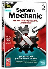 IOLO System Mechanic PC - Unlimited PCs - Fix and Speed up your PC UK bestseller