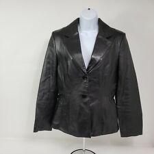 Wilson's Leather Pelle Studio Jacket Women's Coat Black Small