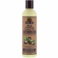 Black Jamaican Castor Oil, Leave-in Conditioner, 8 fl oz (237 ml)