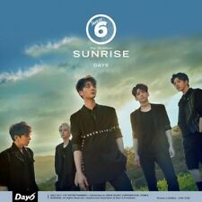 US SHIPPING Day6 Sunrise 1st Album CD+PhotoBook+ClearCover+LyricsBook+Card