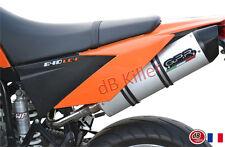 SILENCIEUX GPR FURORE ALU KTM 640 LC4 2005/06