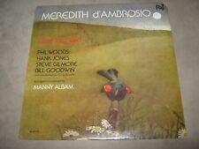 MEREDITH d'AMBROSIO Little Jazz Bird RARE SEALED Vinyl LP Hank Jones Phil Woods