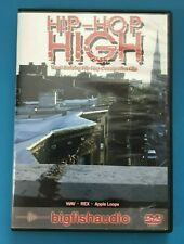 Big Fish Audio HIP-HOP HIGH TRACK BUILDING CONSTRUCTION DVD-ROM Used