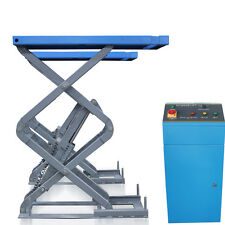 Scissor Lift, Full Rise Scissor Hoist Lift, Car Hoist, Scissor Car Hoist