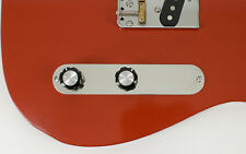 Deuce Telecaster Control Plate, Aluminum by RockRabbit Guitars