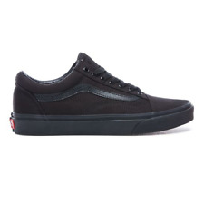 a5f8e3cf5c VANS Canvas Old Skool - Black UK 8 EU 42 Js38 56
