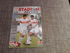 Programm VfB Stuttgart - 1 FC Kaiserslautern 02/03