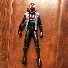Custom Marvel Legends Spiderman Miles Morales  Spiderverse