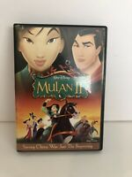 Disney's Mulan II Part 2 DVD And Bonus Material