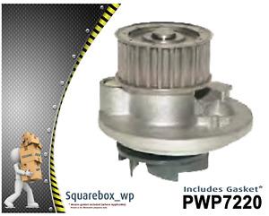 Water Pump PWP7220 for HOLDEN Astra AH VXR 2.0L DOHC Turbo Z20LEH 10/2006 onward