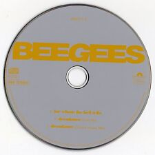 """BEE GEES """"FOR WHOM THE BELL TOLLS"""" RARE CD MAXI / ROBIN GIBB - BARRY GIBB"""
